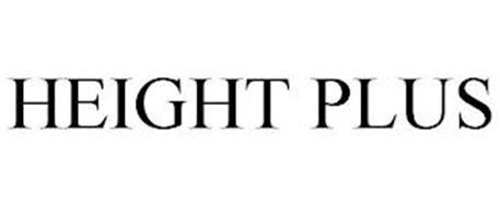 HEIGHT PLUS