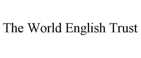THE WORLD ENGLISH TRUST