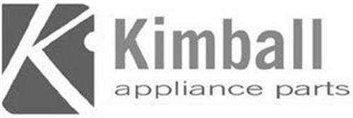 K KIMBALL APPLIANCE PARTS