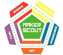 MAKER SCOUT SCIENCE TECHNOLOGY ENGINEERING ART MATH