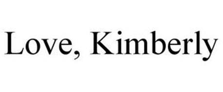LOVE, KIMBERLY
