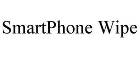 SMARTPHONE WIPE