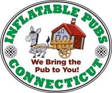 INFLATABLE PUBS CONNECTICUT WE BRING THE PUB TO YOU