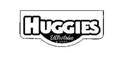 HUGGIES ULTRATRIM DIAPERS