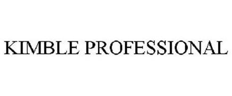 KIMBLE PROFESSIONAL