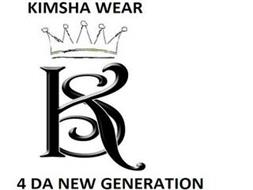 KIMSHA WEAR KS 4 DA NEW GENERATION