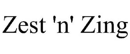 ZEST 'N' ZING