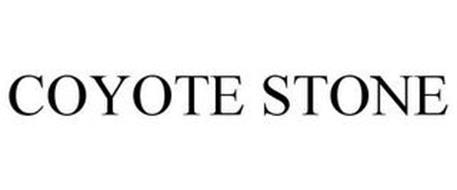 COYOTE STONE