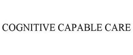 COGNITIVE CAPABLE CARE