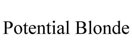 POTENTIAL BLONDE