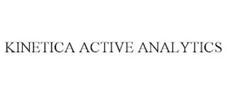KINETICA ACTIVE ANALYTICS