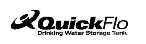 QUICKFLO DRINKING WATER STORAGE TANK