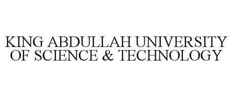 KING ABDULLAH UNIVERSITY OF SCIENCE & TECHNOLOGY