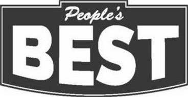 PEOPLE'S BEST