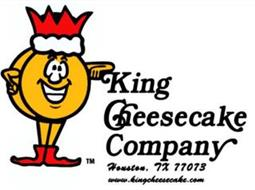 KING CHEESECAKE COMPANY, INC. HOUSTON, TEXAS 77073 WWW.KINGCHEESECAKE.COM