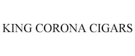 KING CORONA CIGARS
