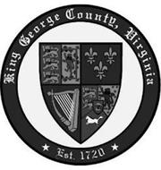KING GEORGE COUNTY, VIRGINIA EST. 1720