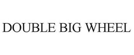 DOUBLE BIG WHEEL