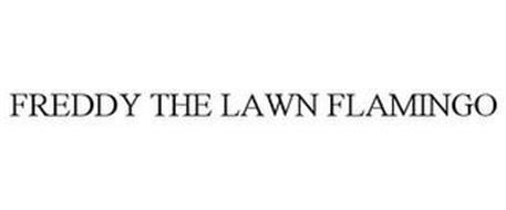 FREDDY THE LAWN FLAMINGO