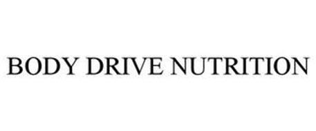 BODY DRIVE NUTRITION