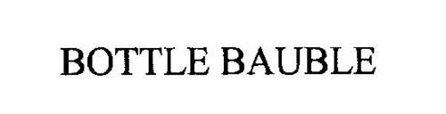 BOTTLE BAUBLE