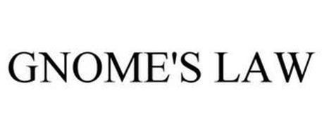GNOME'S LAW
