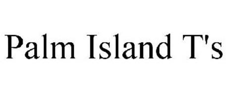 PALM ISLAND T'S