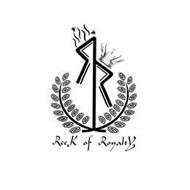 REEK OF ROYALTY