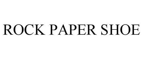 ROCK PAPER SHOE