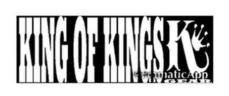 K KING OF KINGS MATICAPP GEAR