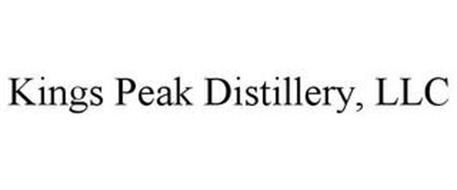 KINGS PEAK DISTILLERY, LLC