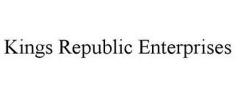KINGS REPUBLIC ENTERPRISES