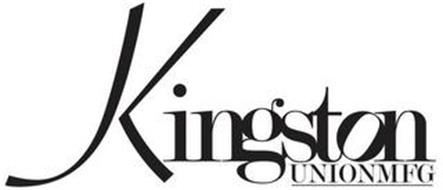 KINGSTON UNIONMFG