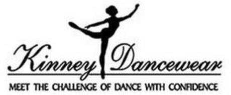 KINNEY DANCEWEAR MEET THE CHALLENGE OF DANCE WITH CONFIDENCE