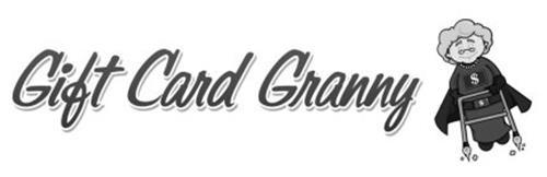 GIFT CARD GRANNY $