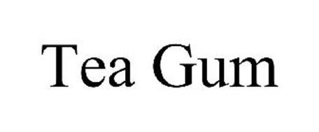 TEA GUM