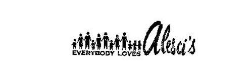 EVERYBODY LOVES ALESCI'S