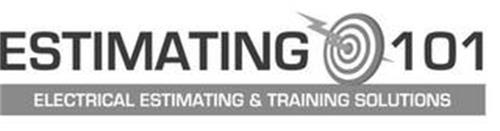 ESTIMATING 101 ELECTRICAL ESTIMATING & TRAINING SOLUTIONS