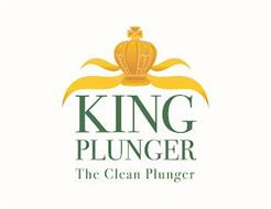 KING PLUNGER THE CLEAN PLUNGER