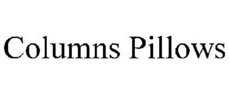 COLUMNS PILLOWS