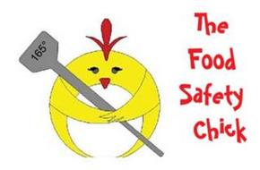 THE FOOD SAFETY CHICK 165°