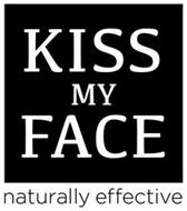 KISS MY FACE NATURALLY EFFECTIVE