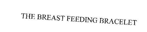 THE BREAST FEEDING BRACELET