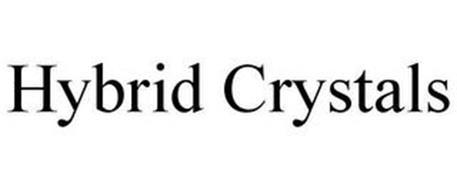 HYBRID CRYSTALS
