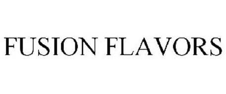 FUSION FLAVORS