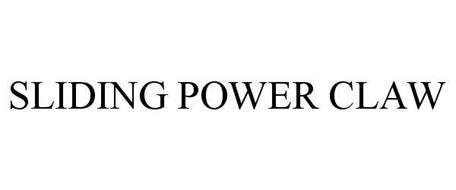 SLIDING POWER CLAW