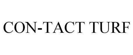 CON-TACT TURF