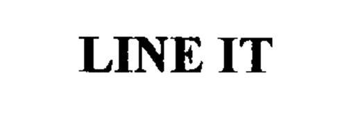 LINE IT