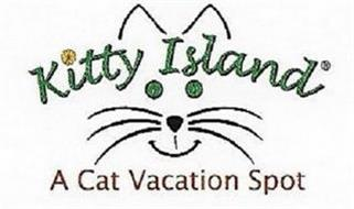 KITTY ISLAND A CAT VACATION SPOT