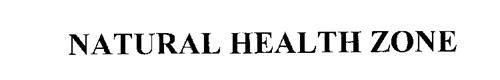NATURAL HEALTH ZONE